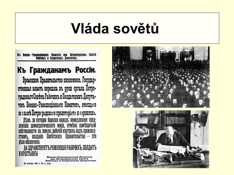 Vláda sovětů