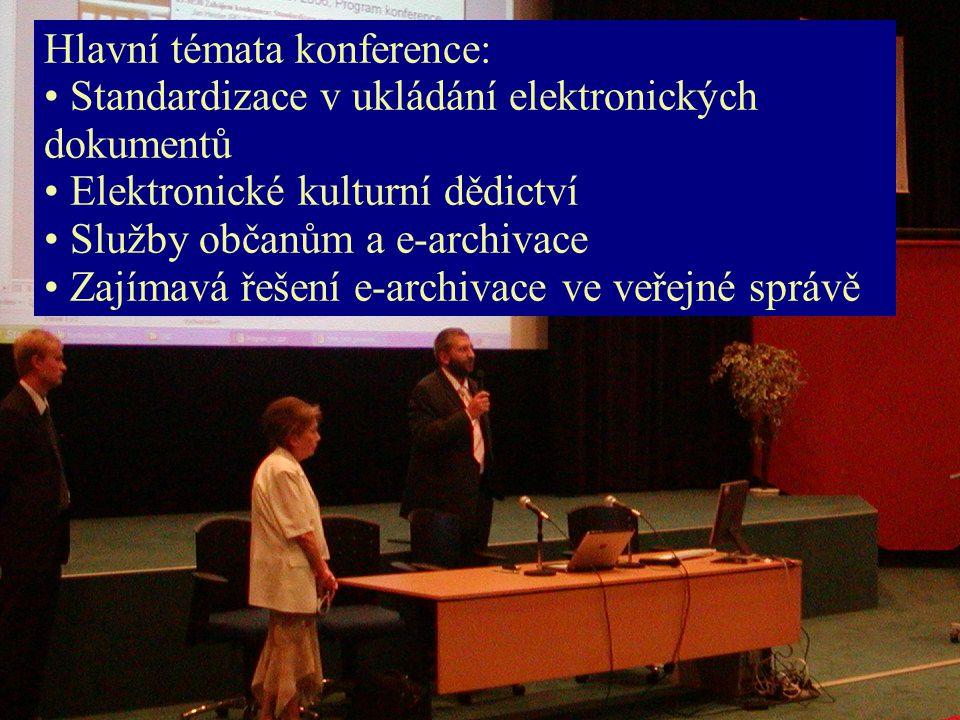 www.cnz.cz CNZ #3 Konference #2 Hodnocení konference: Nastavení terminologie v této oblasti Význam a místo v ŽC ISVS Formulace jasných pravidel Osvěta