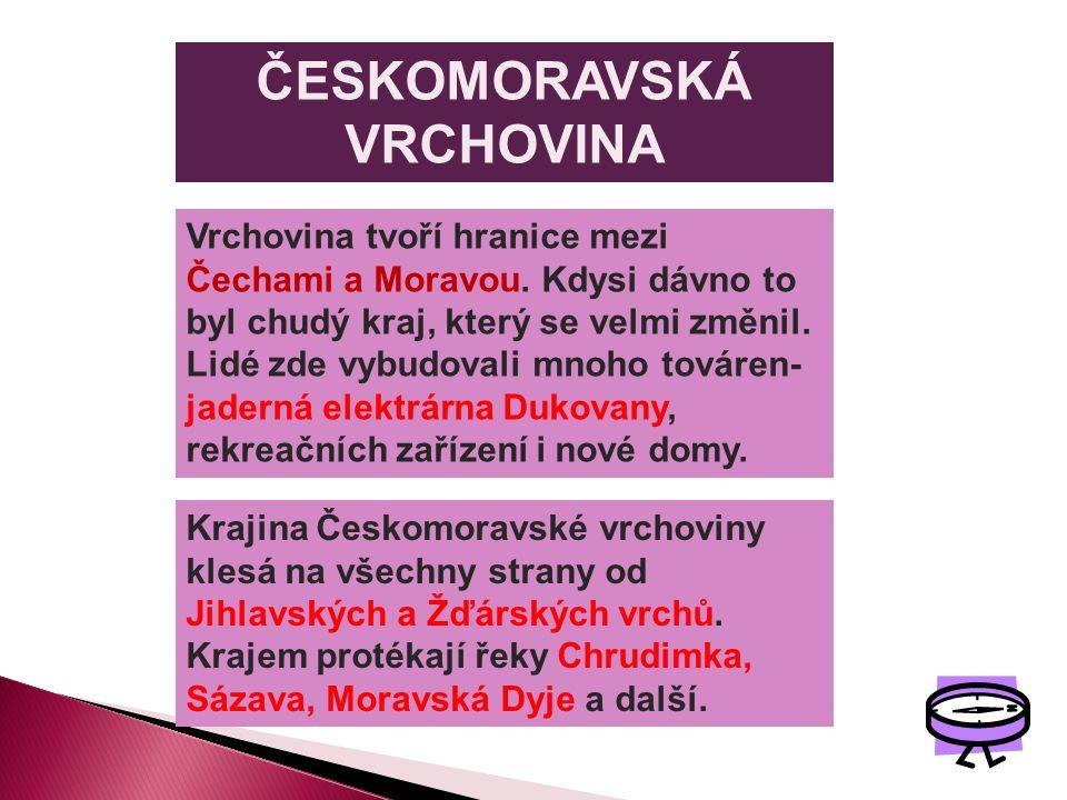  Českou republiku můžeme poznávat celý život.