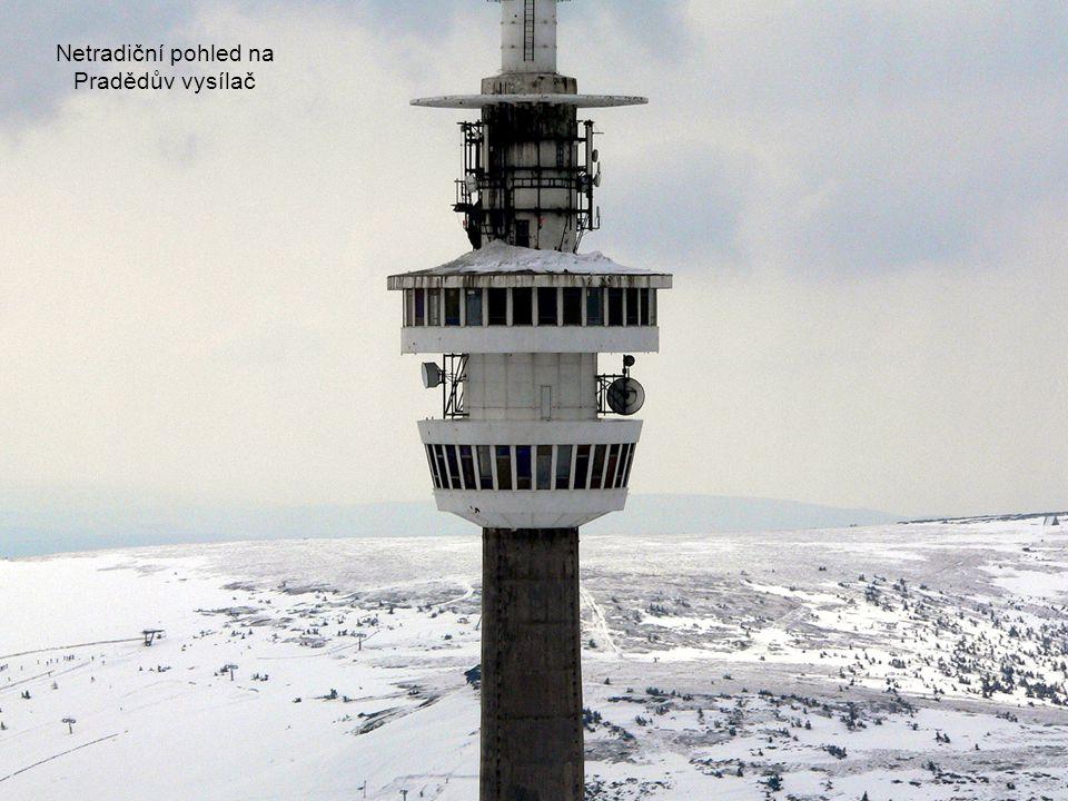 Typické panorama… ještě teda chybí sila.