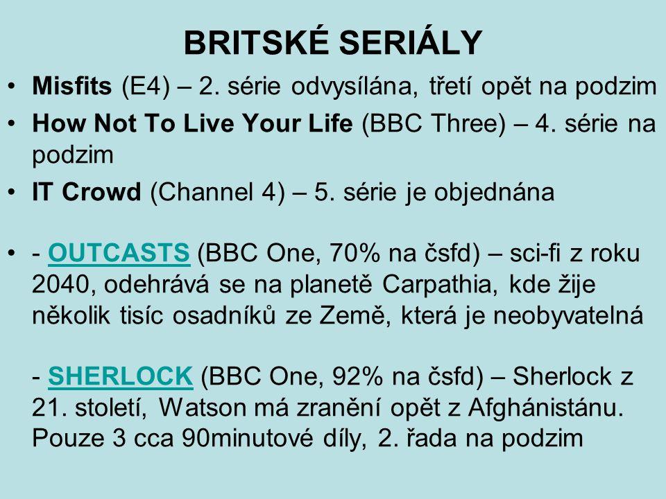 BRITSKÉ SERIÁLY Misfits (E4) – 2.