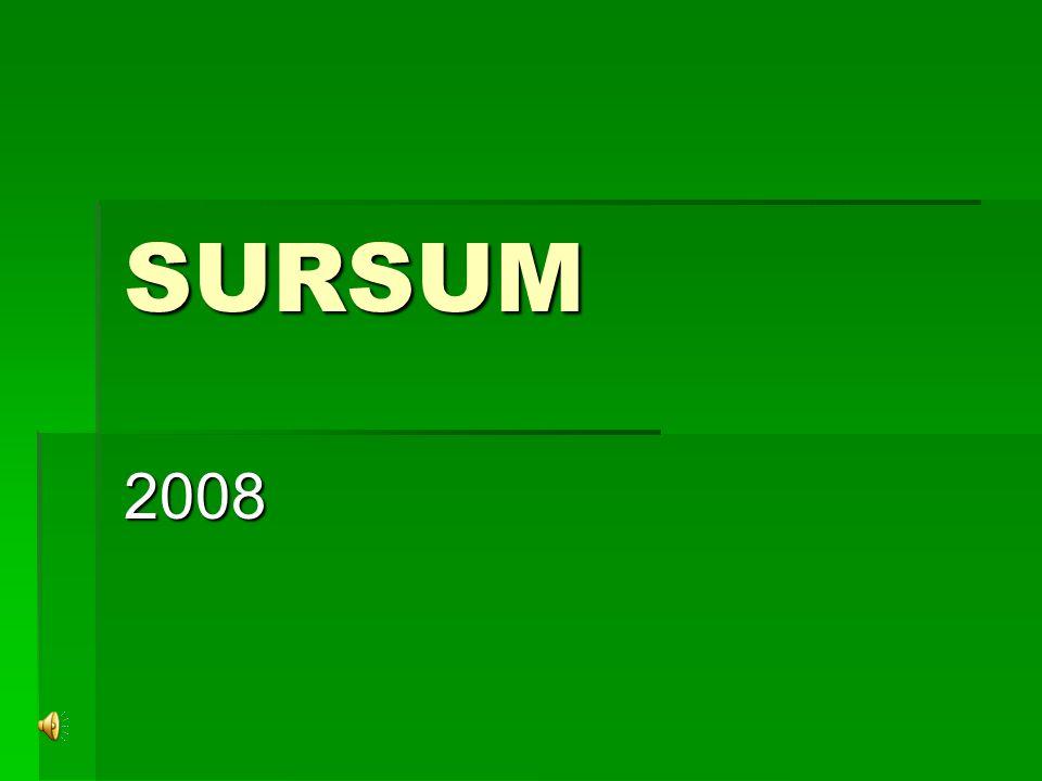 SURSUM 2008