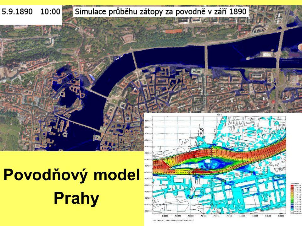 Povodňový model Prahy
