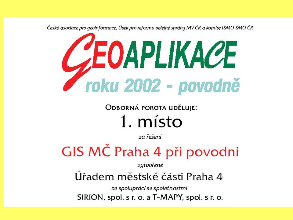 GIS MČ Praha 4