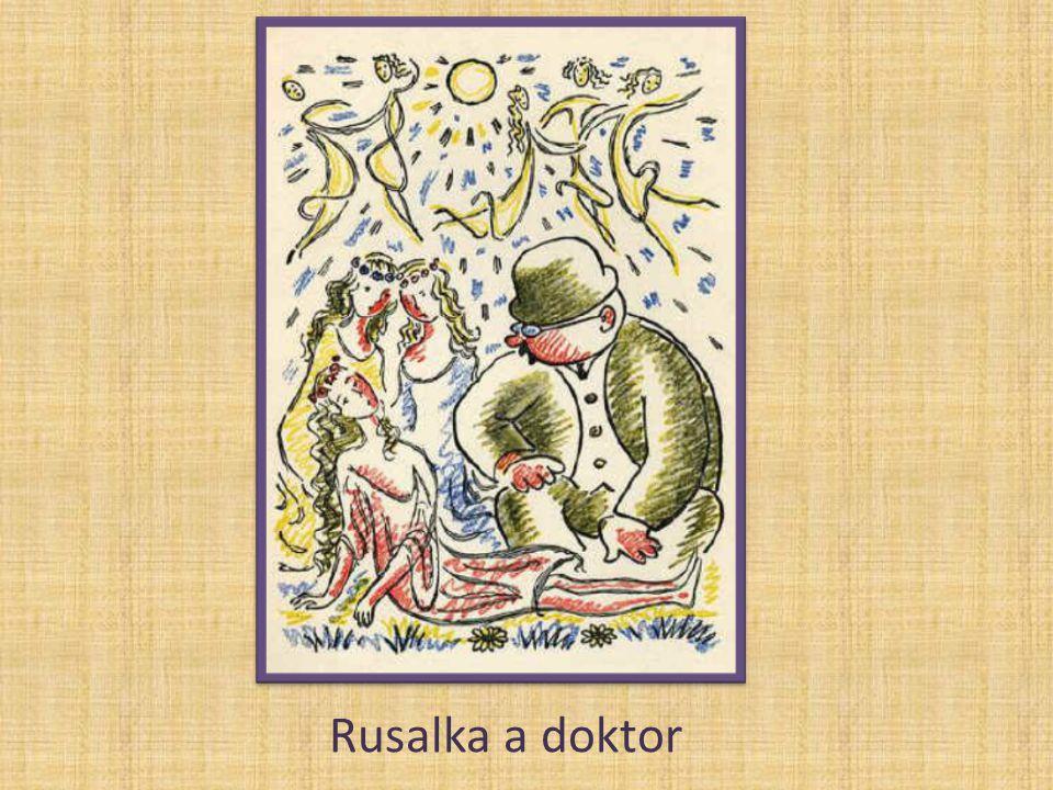 Rusalka a doktor