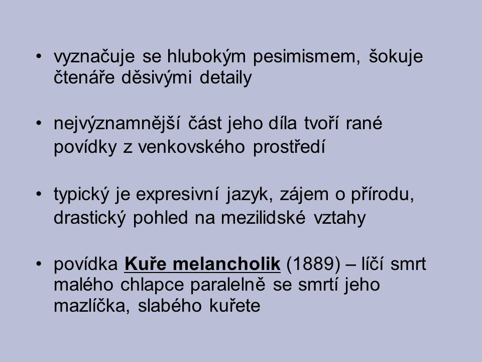 V r. 1999 vznikl na motivy knihy český film Kuře melancholik (režie Jaroslav Brabec)