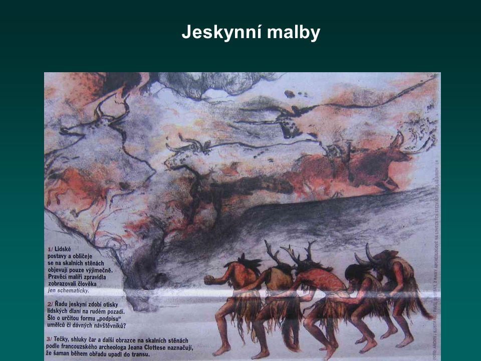 Jeskynní malby