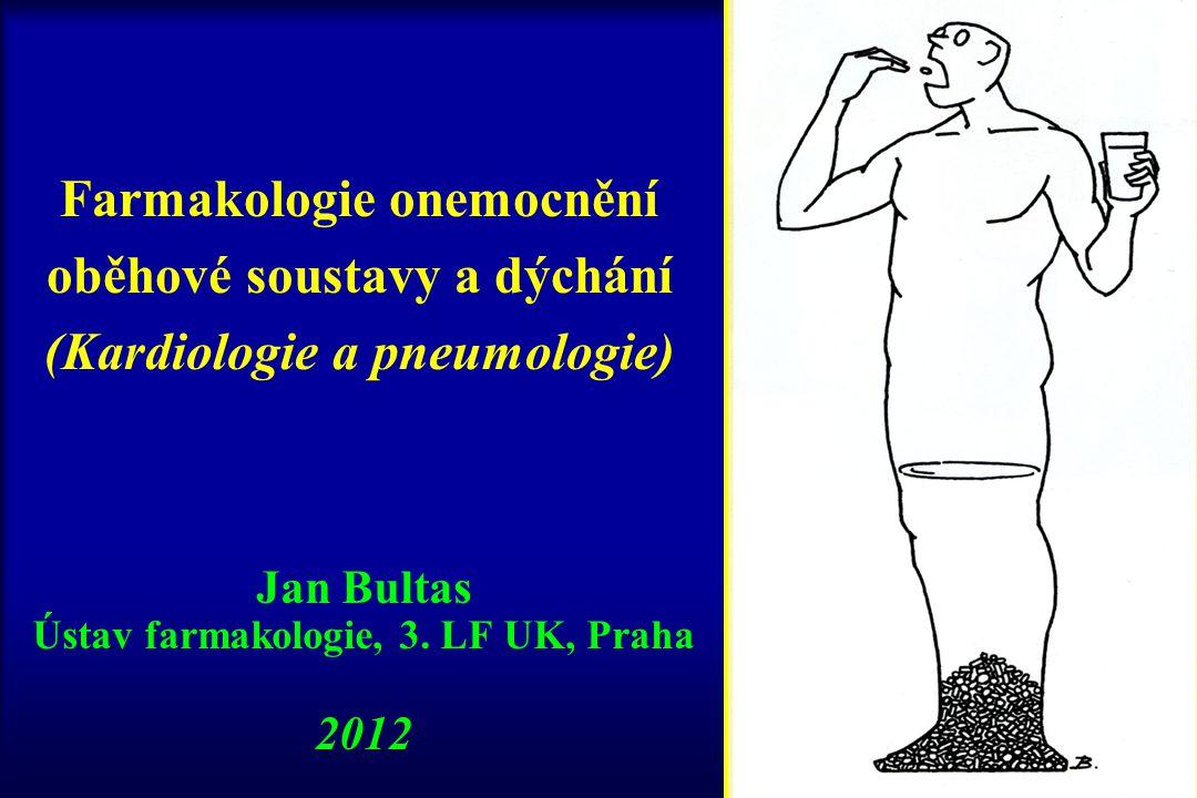 Intervence kouření Jan Bultas 2011 Ústav farmakologie 3.LF UK Praha jbult@lf1.cuni.cz
