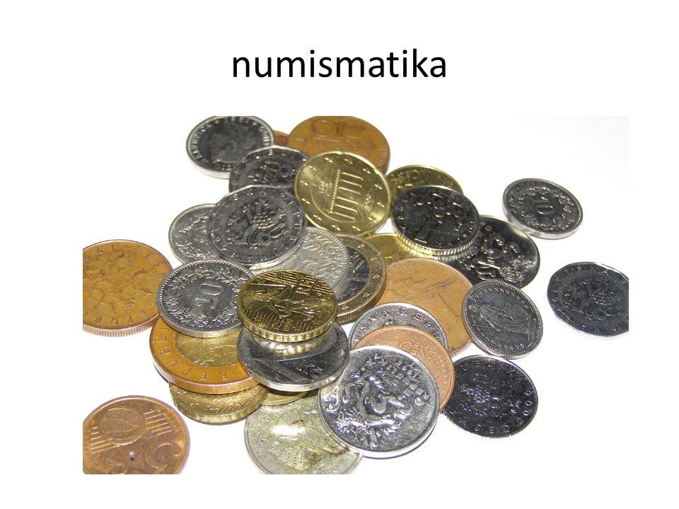 numismatika