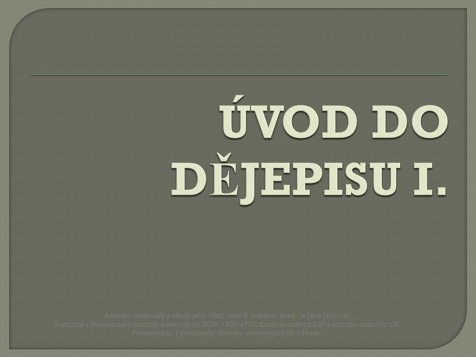 Autorem materiálu a všech jeho č ástí, není-li uvedeno jinak, je Jana Jan č ová. Dostupné z Metodického portálu www.rvp.cz, ISSN: 1802-4785, financova