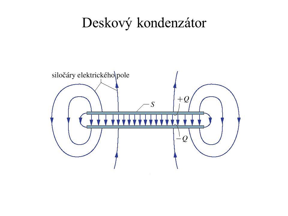 Deskový kondenzátor