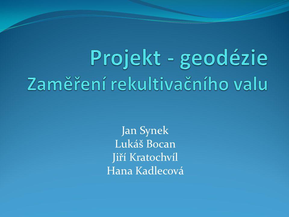 Jan Synek Lukáš Bocan Jiří Kratochvíl Hana Kadlecová