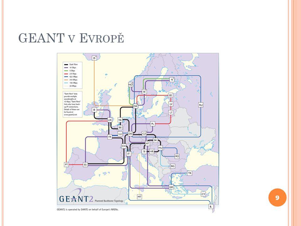 GEANT V E VROPĚ 9