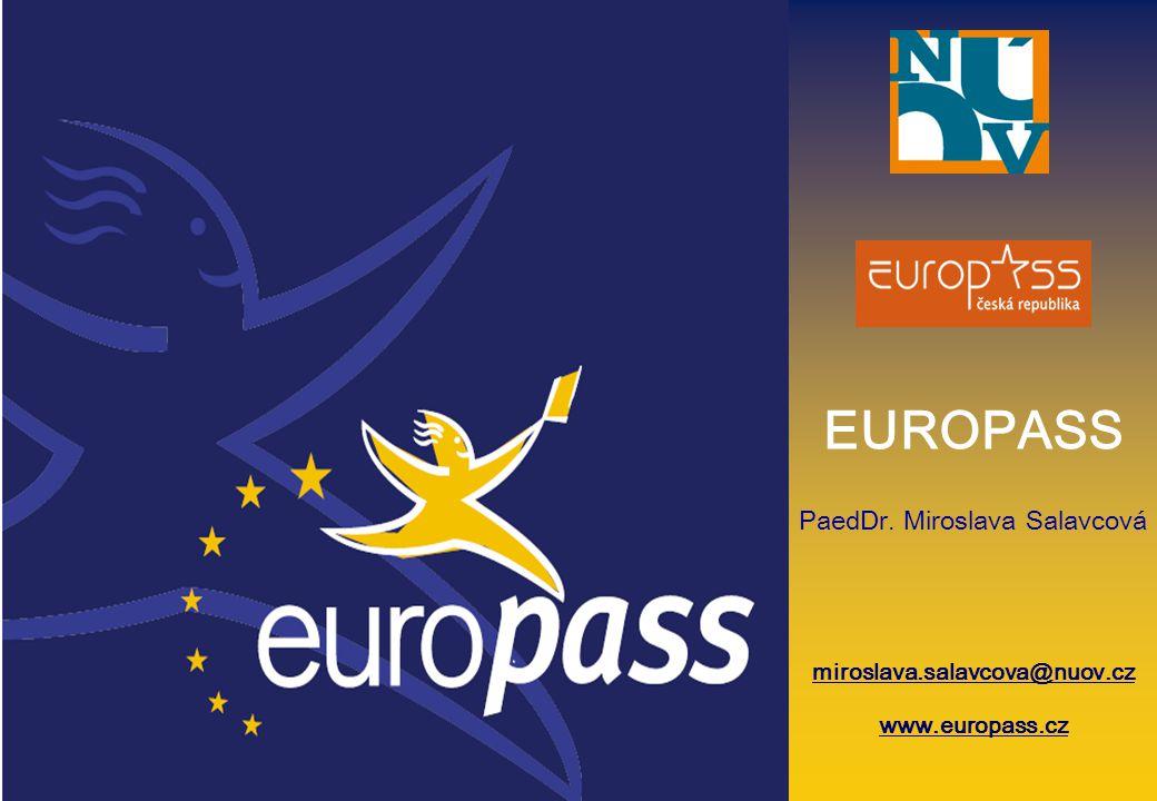 EUROPASS PaedDr.