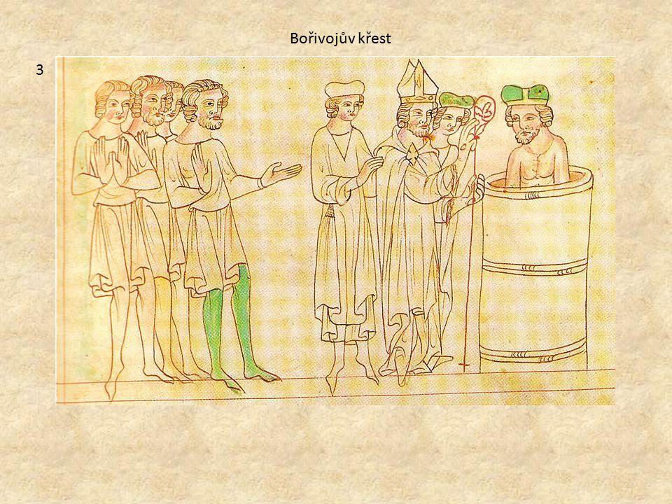 Spytihněv (894 – 915) nejstarší Bořivojův syn r.