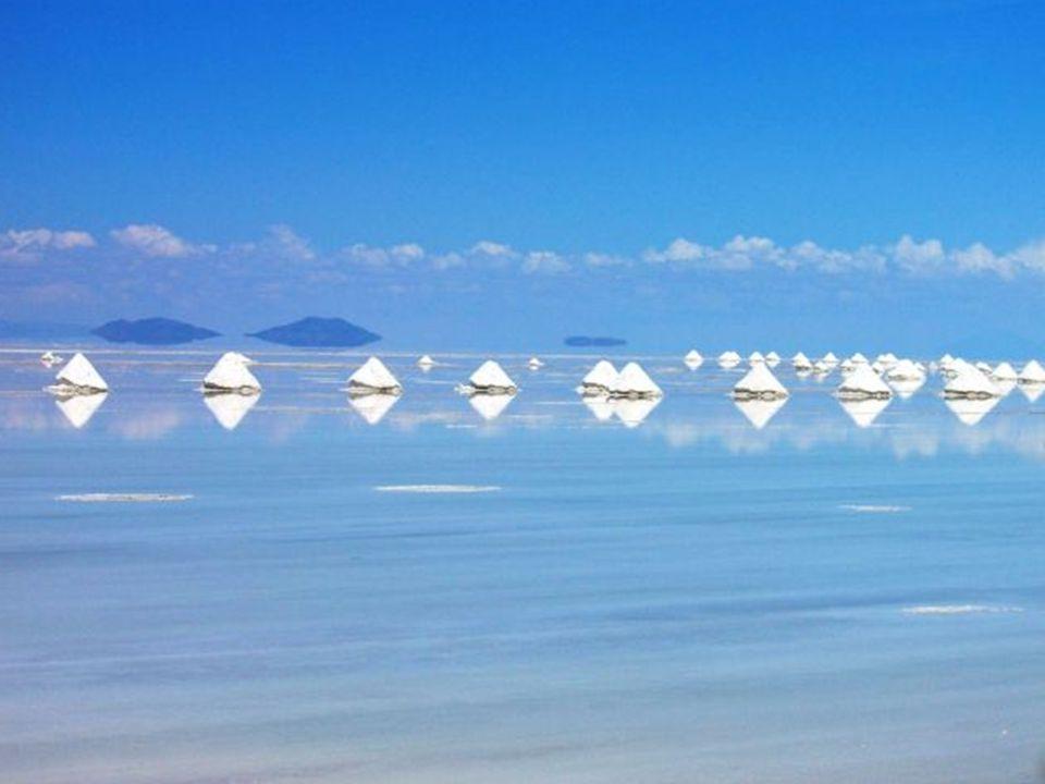 Toto místo se stalo jednou z nejv ě tších turistických atrakcí Bolívie.