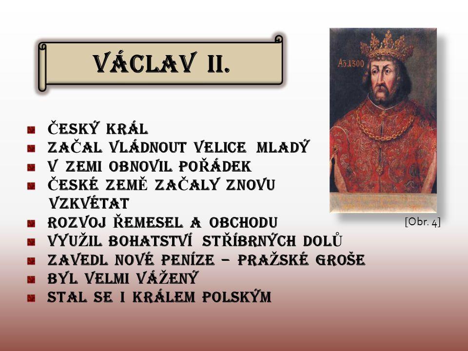 VÁCLAV III.SYN VÁCLAVA II.