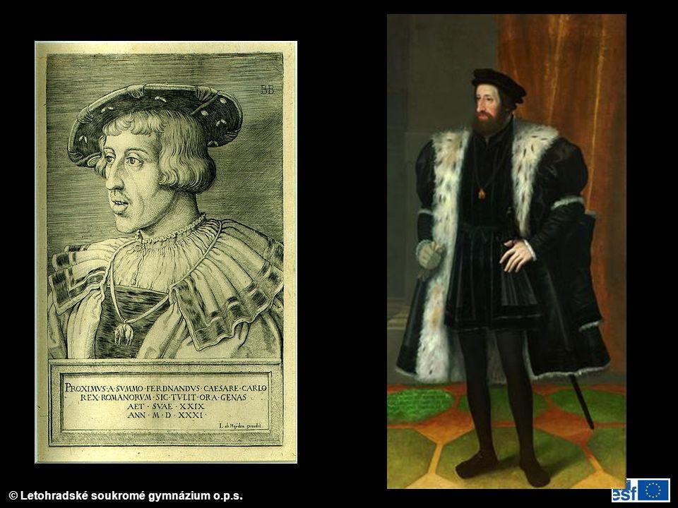 © Letohradské soukromé gymnázium o.p.s. G. ARCIMBOLDO: Rudolf II. jako Vertumnus