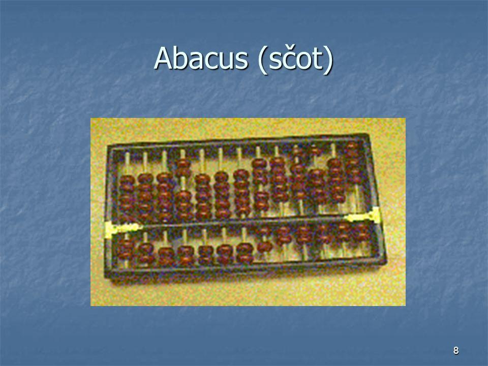 """29 """"von Neumannova architektura 1."""