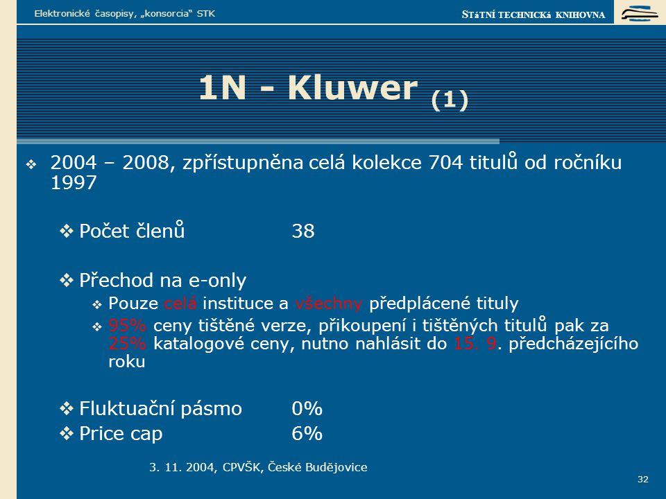 S TáTNÍ TECHNICKá KNIHOVNA 3. 11.