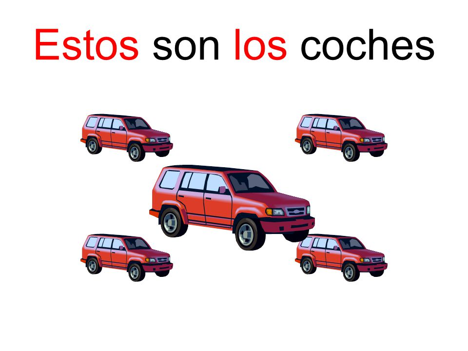 Estos son los coches
