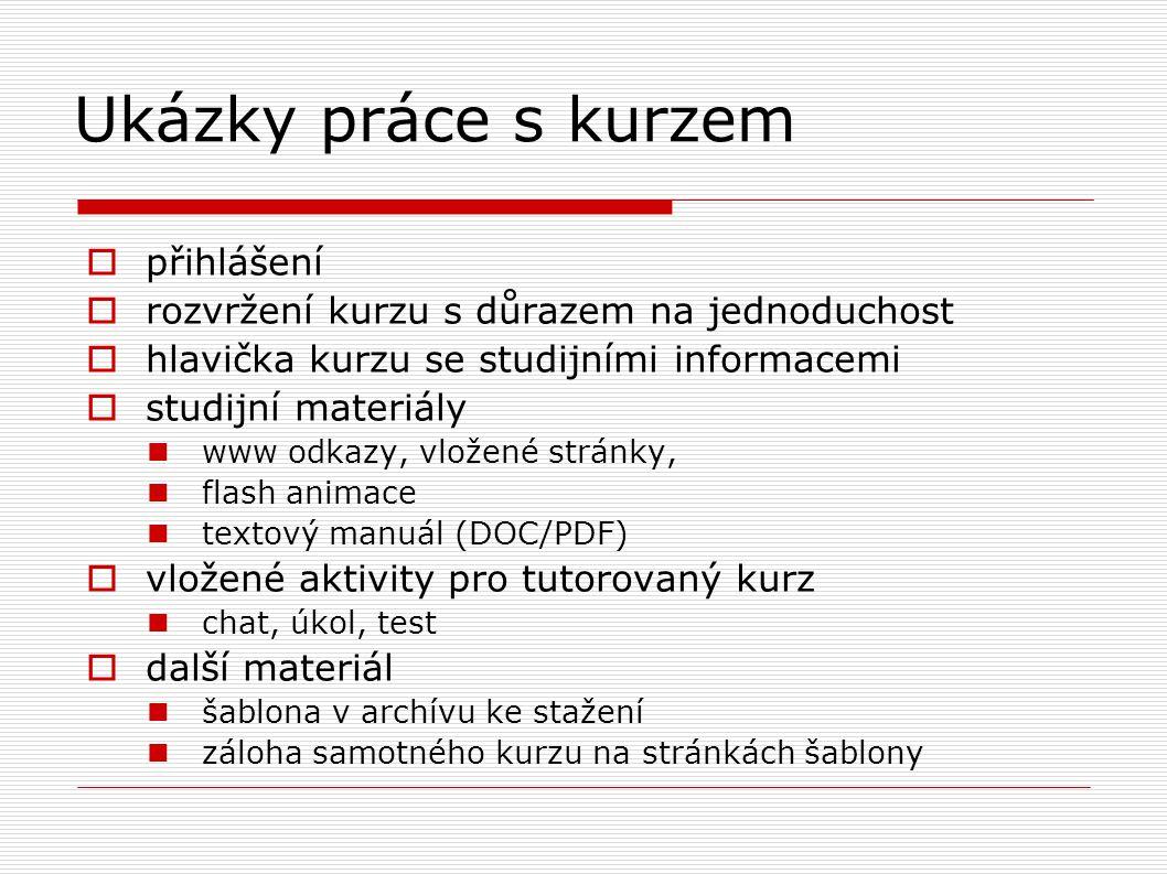 Děkuji za pozornost Petr Korviny mail, jabber: korviny@opf.slu.czkorviny@opf.slu.cz eLearning 2007