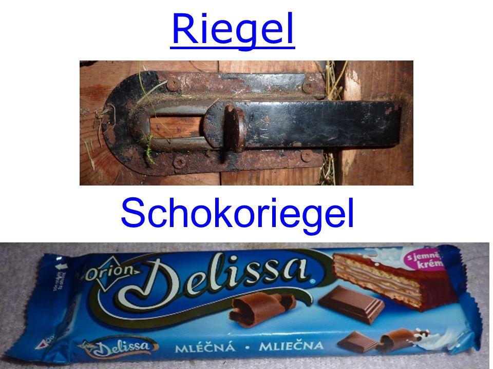 Riegel Schokoriegel