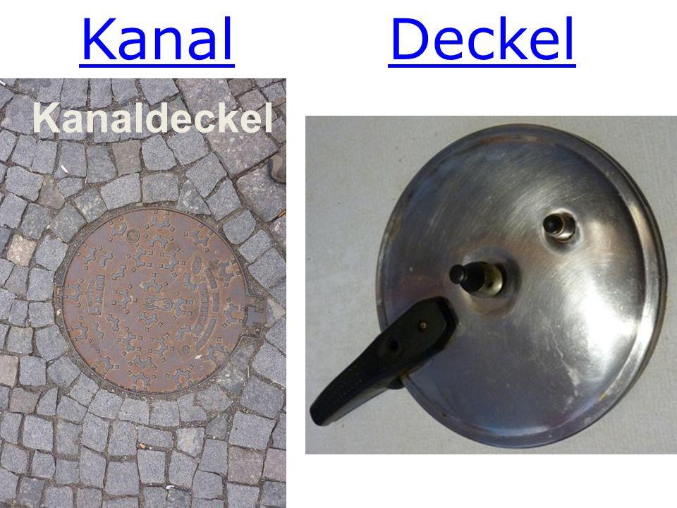 KanalDeckel Kanaldeckel