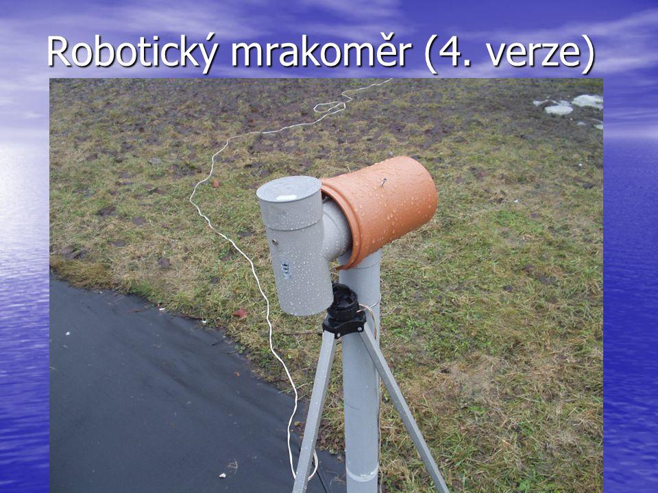 Robotický mrakoměr (4. verze)