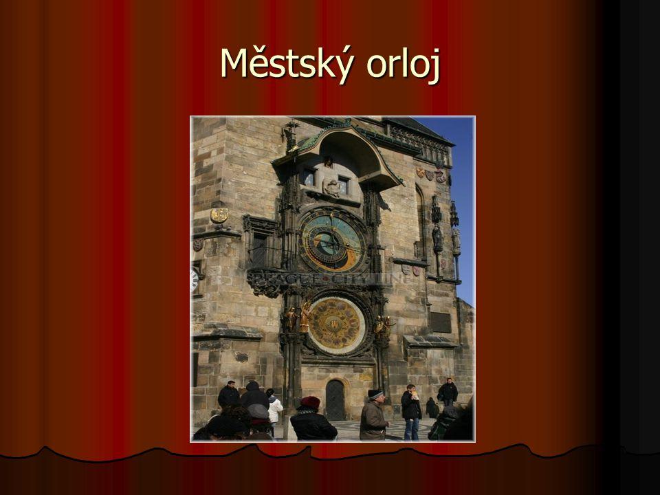 Staroměstský orloj nebo také Pražský orloj jsou středověké astronomické hodiny, umístěné na jižní straně věže Staroměstské radnice v Praze.