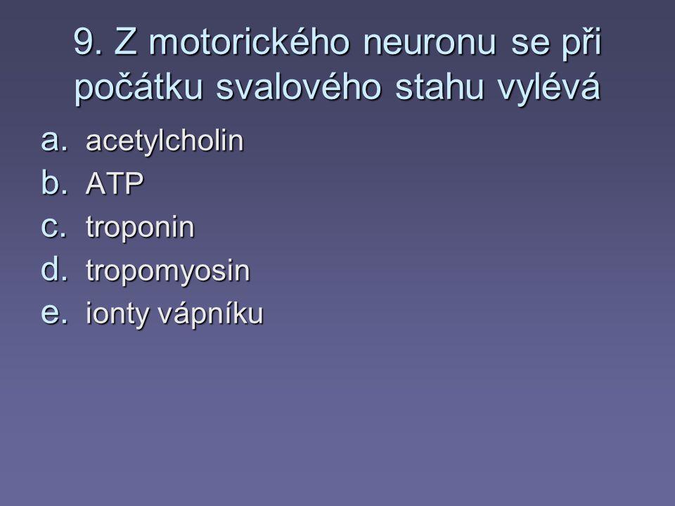 8. Na obrázku vidíme a. celulosu b. amylosu c. chitin d. glykogen e. glukagon