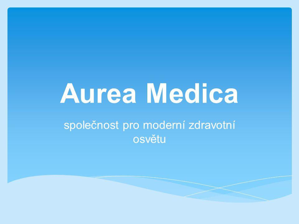 Aurea Medica společnost pro moderní zdravotní osvětu