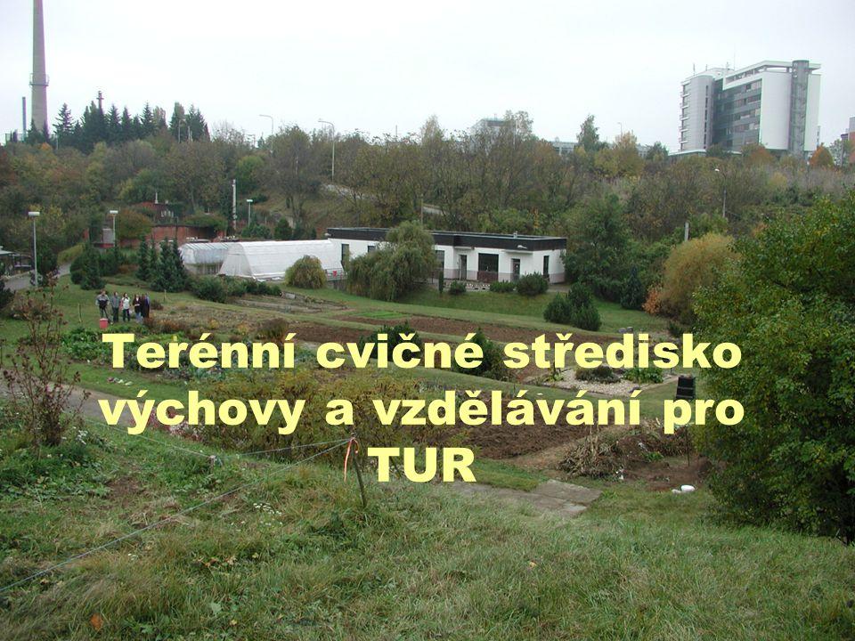 Terénní cvičné středisko výchovy a vzdělávání pro TUR