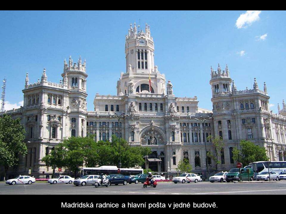 MADRID ZA SVÍTÁNÍ MADRID ZA SVÍTÁNÍ