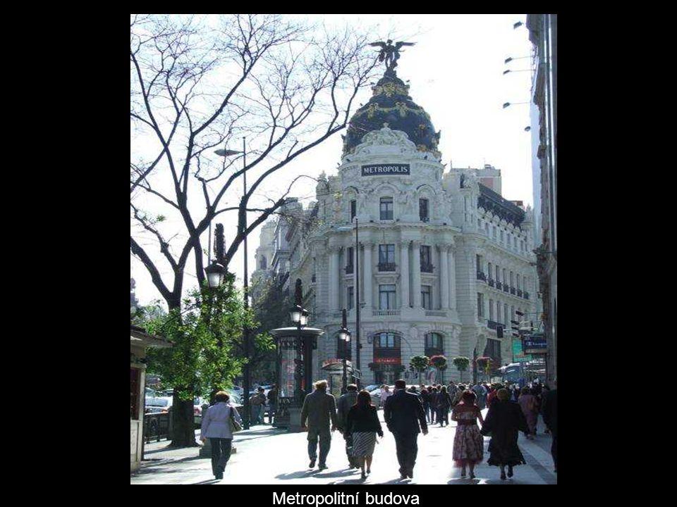 Symbol Madridu - medvěd