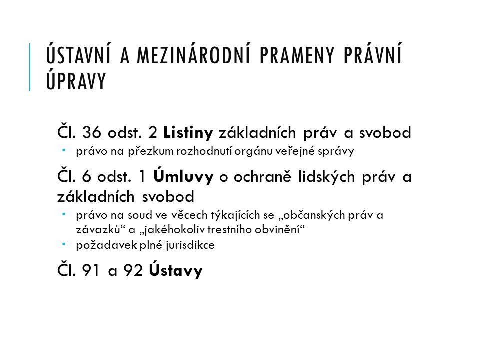 PRAMENY PRÁVNÍ ÚPRAVY Část II. 1.