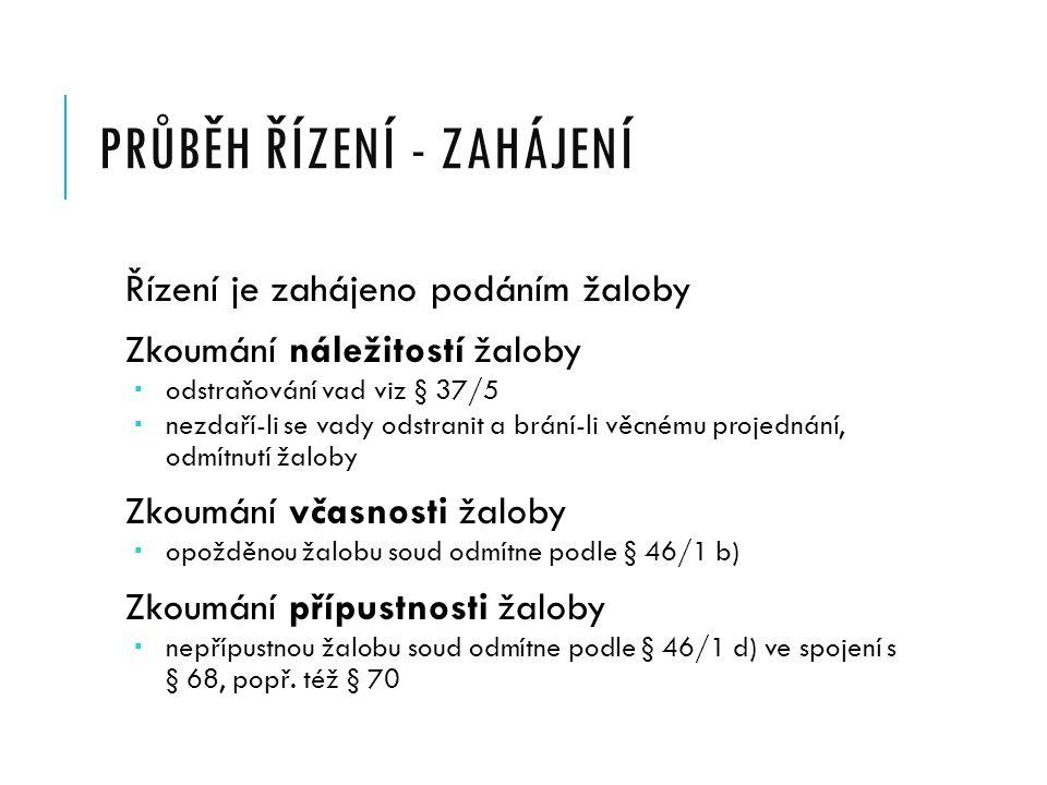 ODKLADNÝ ÚČINEK III.