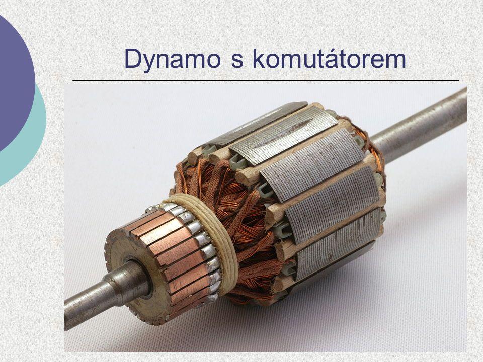 Otázky ke zkoušení 1)Nakresli principielní schéma stejnosměrného motoru.