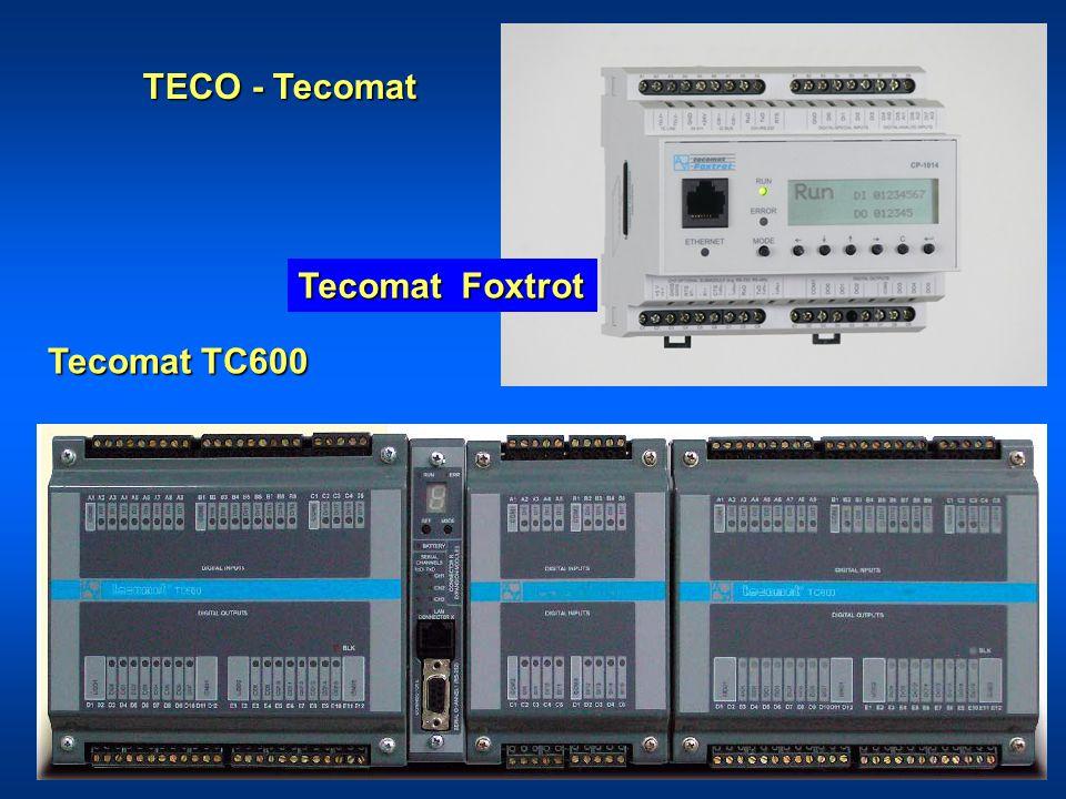 TECO - Tecomat Tecomat TC600 Tecomat Foxtrot