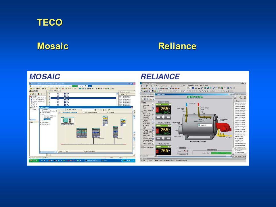 TECO MosaicReliance