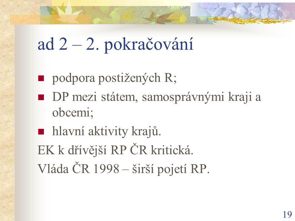 19 ad 2 – 2.