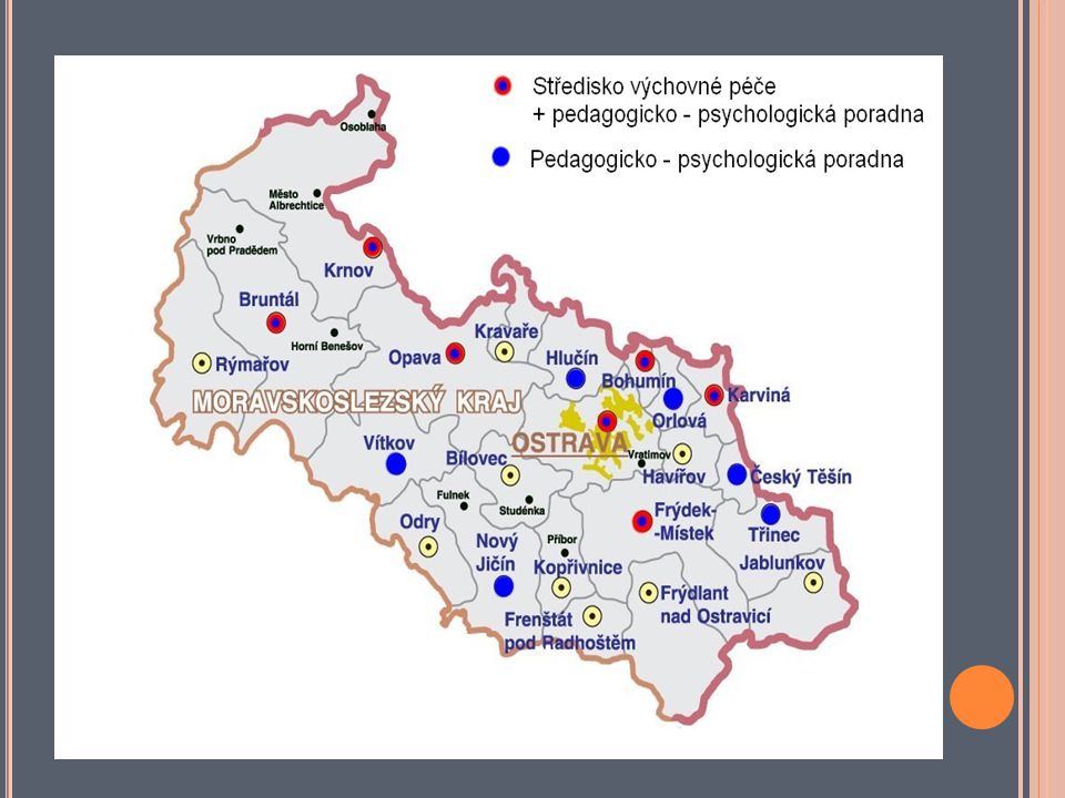 ZDROJE http://www.dum-ostrava.cz/index.php?menu=1 http://www.svpdomek.cz/ http://spravnimapa.topograf.cz