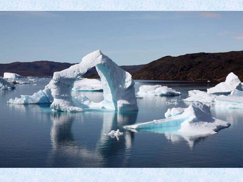Po jeho roztátí by hladina světového oceánu stoupla o 7 m