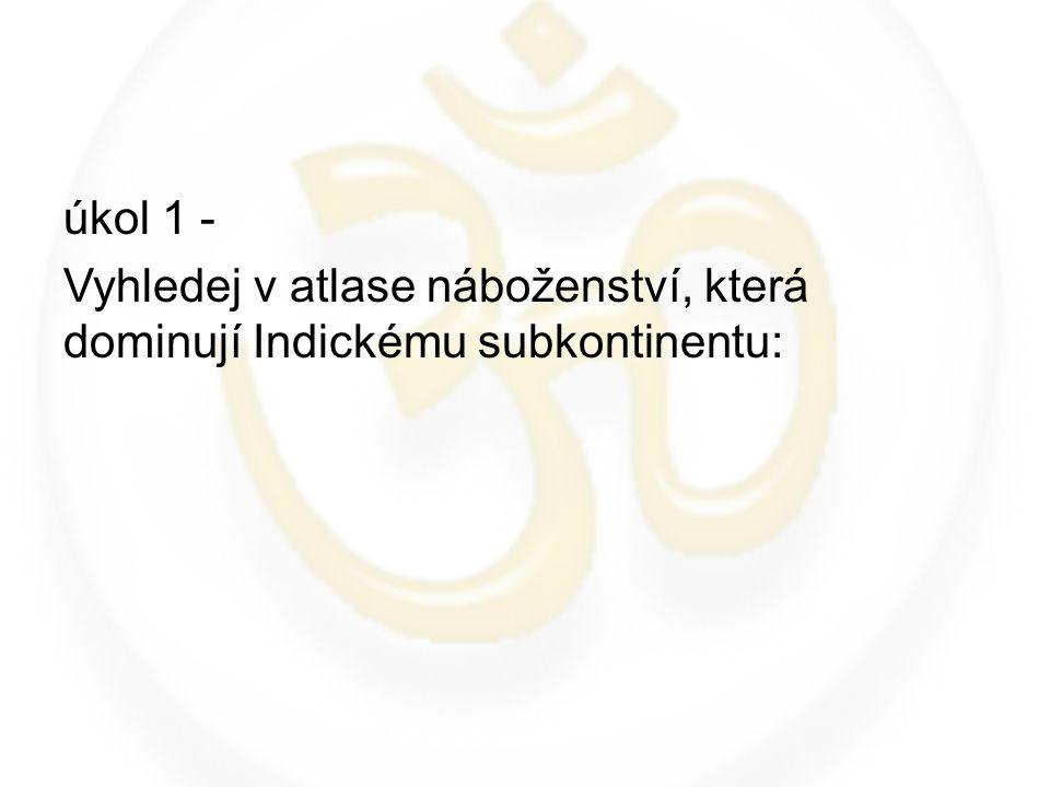 Varny 1.bráhmani - kněží (jako jediní mohou provádět tradiční védské rituály) 2.