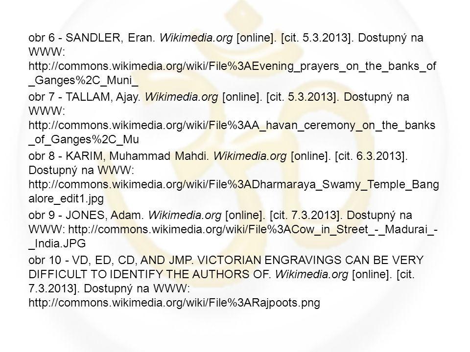 obr 6 - SANDLER, Eran. Wikimedia.org [online]. [cit. 5.3.2013]. Dostupný na WWW: http://commons.wikimedia.org/wiki/File%3AEvening_prayers_on_the_banks