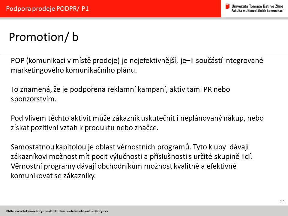 21 PhDr.