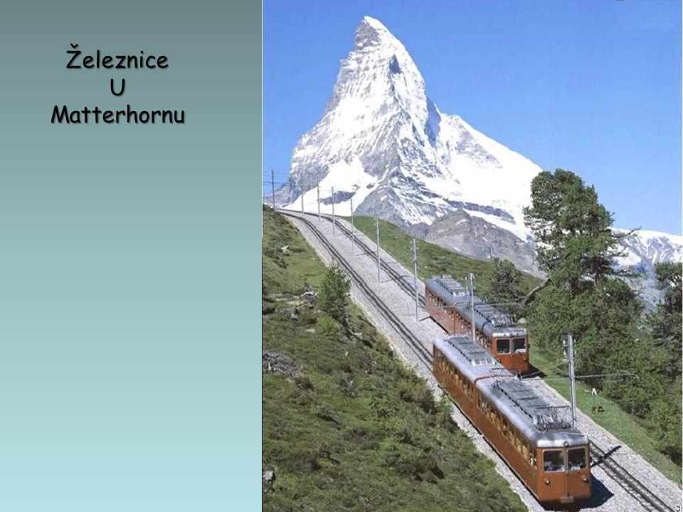 ŽelezniceUMatterhornu