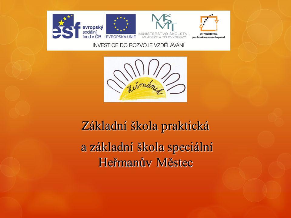 Základní škola praktická a základní škola speciální Heřmanův Městec a základní škola speciální Heřmanův Městec
