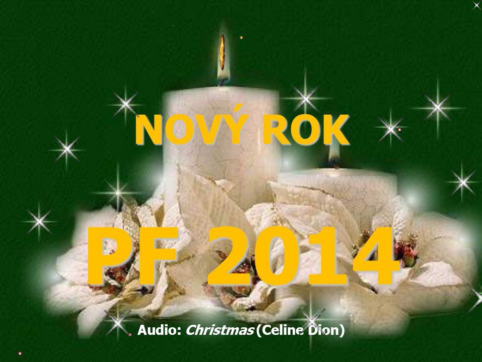 NOVÝ ROK Audio: Christmas (Celine Dion) PF 2014