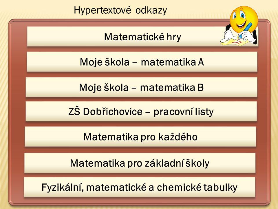  MOLNÁR, Josef; LEPÍK, Libor; LIŠKOVÁ, Hana a kol.